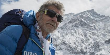 El montañero Carlos Soria, Premio Castilla y León del Deporte 2015